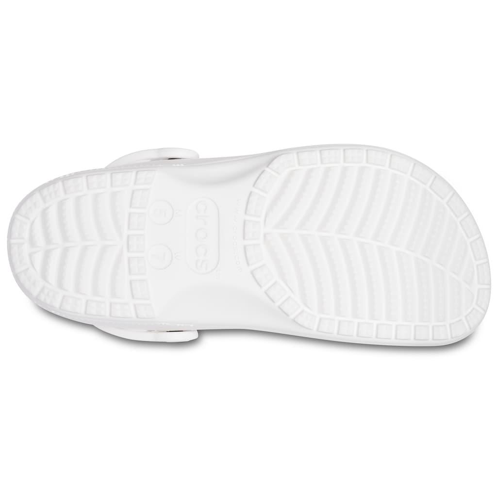 Crocs Clog »Classic Translucent Clog«, mit transparentem Obermaterial
