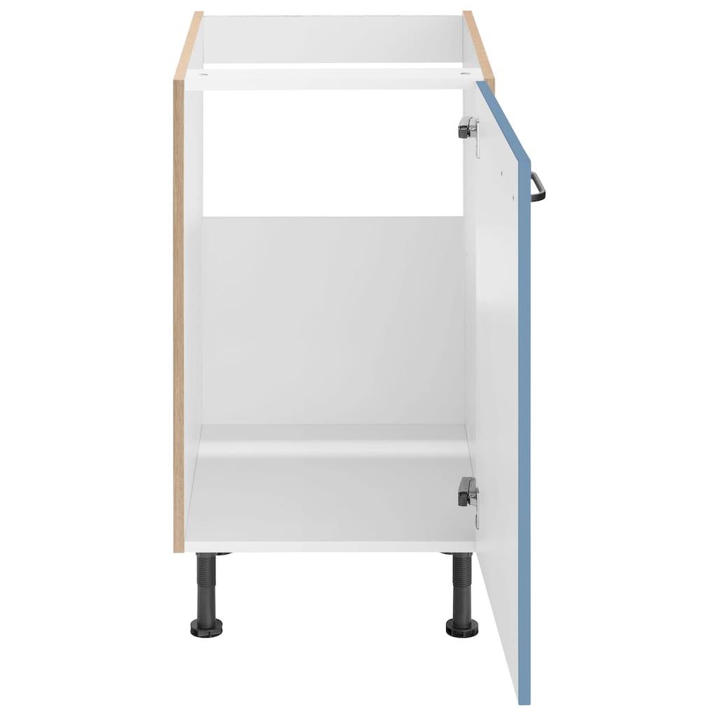 OPTIFIT Spülenschrank »Elga«, mit Soft-Close-Funktion, höhenverstellbaren Füßen und Metallgriff, Breite 45 cm