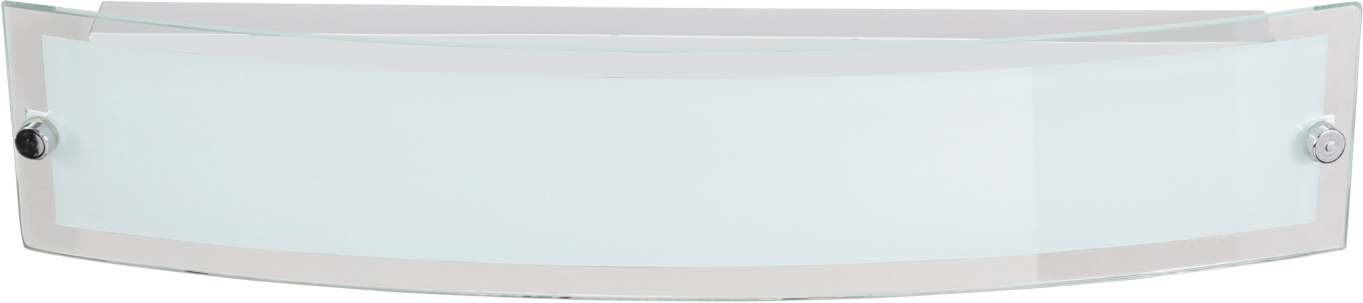 WOFI LED Deckenleuchte LORENZ, LED-Board, Warmweiß, LED Deckenlampe