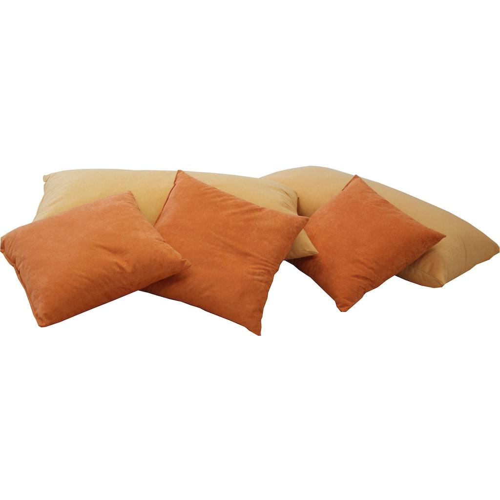 Westfalia Schlafkomfort Dekokissen, (5 Stck.)