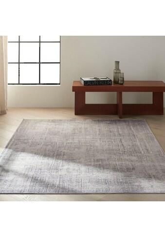 Teppich, »Vapor CK970«, Calvin Klein, rechteckig, Höhe 7 mm, maschinell gewebt kaufen