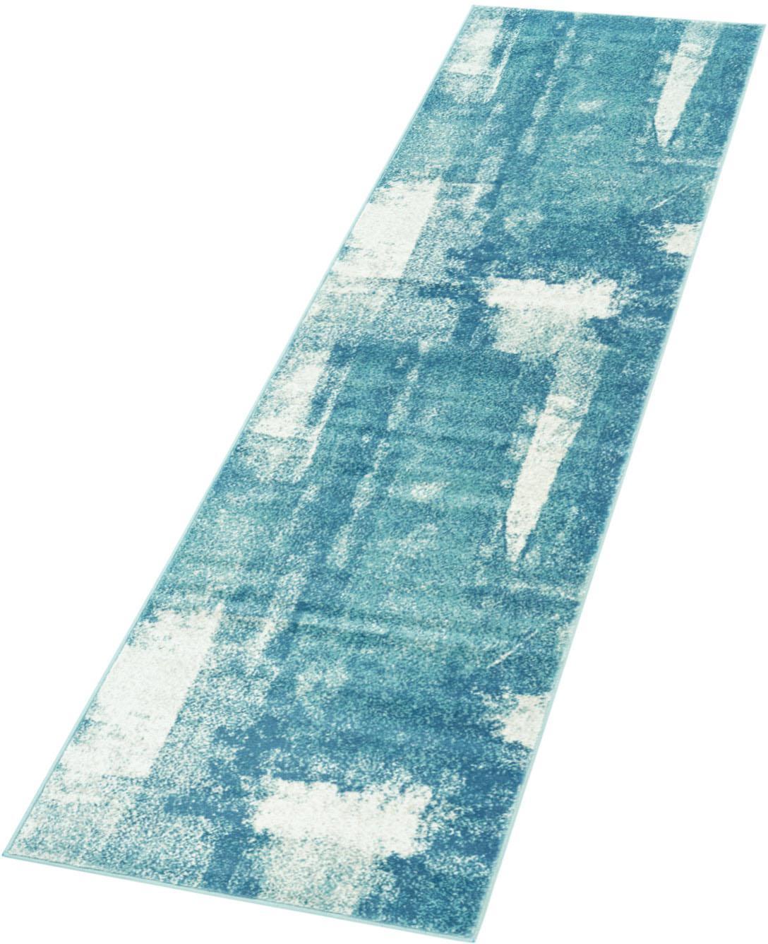 Läufer Inspiration 5784 Carpet City rechteckig Höhe 11 mm maschinell zusammengesetzt