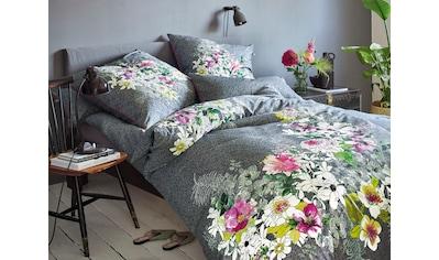 Irisette Wendebettwäsche »Carat-KS 8820«, Blumen im edlen Digitaldruck kaufen