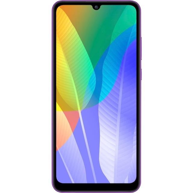 Huawei Y6P Smartphone (16 cm / 6,3 Zoll, 64 GB, 13 MP Kamera)