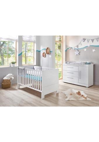 arthur berndt Babymöbel-Set »Joris«, (Spar-Set, 2 St.), mit Kinderbett und... kaufen