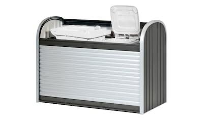 Biohort Rollladenbox »StoreMax 160«, BxTxH: 163x78x120 cm kaufen