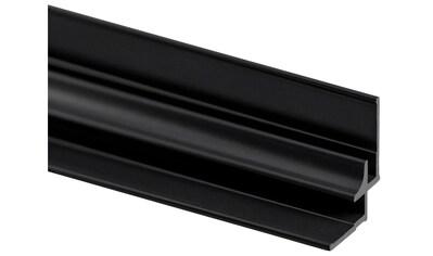 SCHULTE Profil »Decodesign «, schwarz, 210 cm kaufen