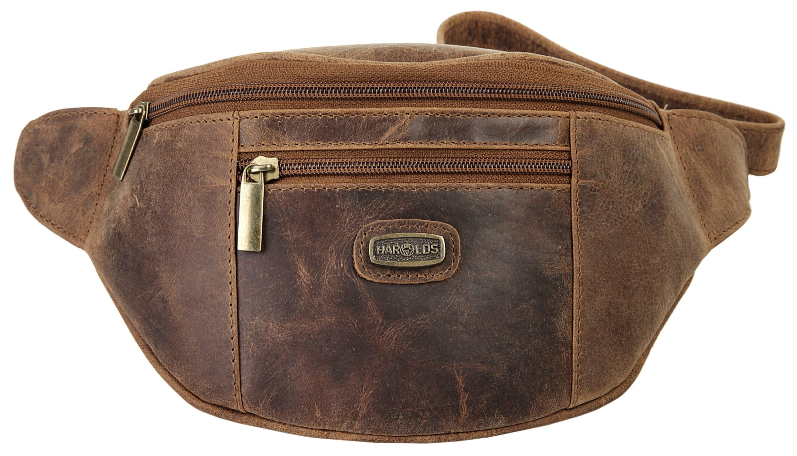 Harold's Gürteltasche braun Damen Handtaschen Taschen