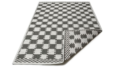DELAVITA Teppich »Lilia«, rechteckig, 7 mm Höhe, In- und Outdoor geeignet, Wendeteppich kaufen