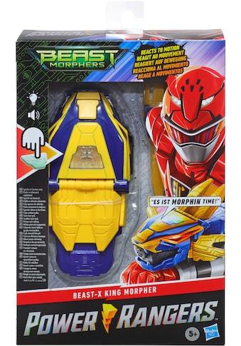 "Hasbro Blaster ""Power Rangers, Beast Morphers, Beast - X King Morpher"" kaufen"
