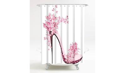 SANILO Duschvorhang »Schuh«, 180 x 200 cm kaufen
