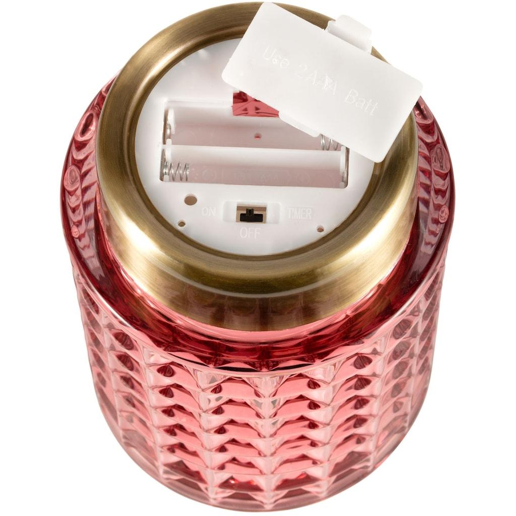 Pauleen Teichleuchte »Cute Glamour mobile«, E14, 1 St., Batteriebetrieben, Timerfunktion