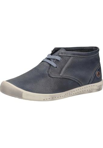 softinos Schnürschuh »Leder« kaufen