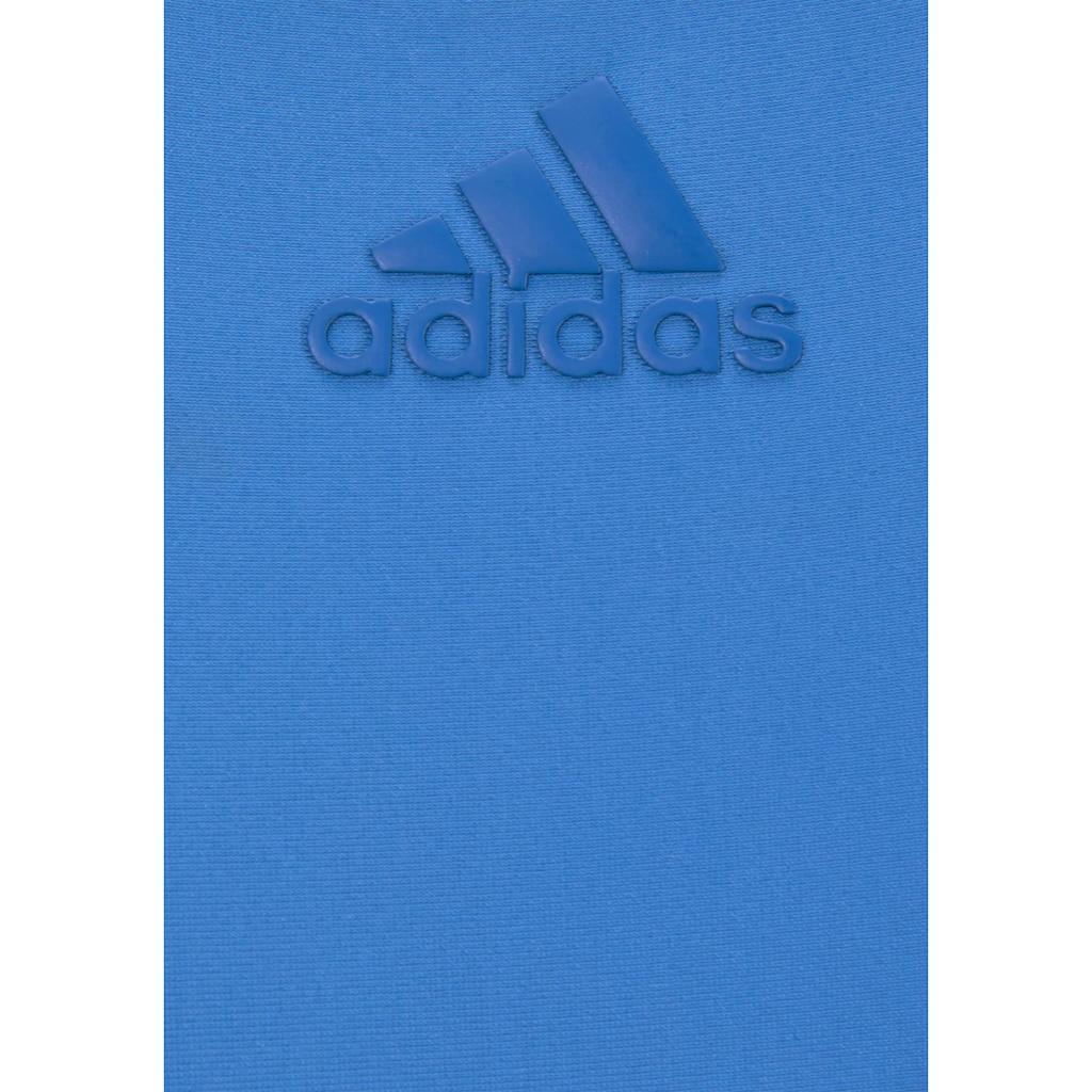adidas Performance Badeanzug, im sportlichen 3-Streifen-Design
