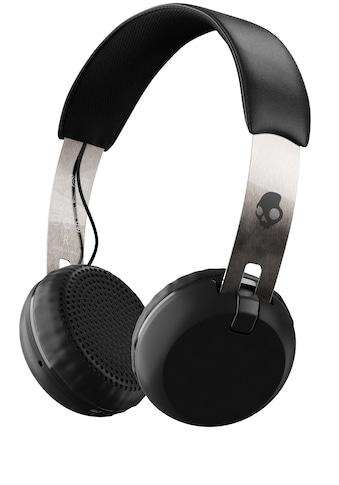 Skullcandy Headset »GRIND ON - EAR Wireless W/TAP TECH BLACK/CHROME/BLAC« kaufen