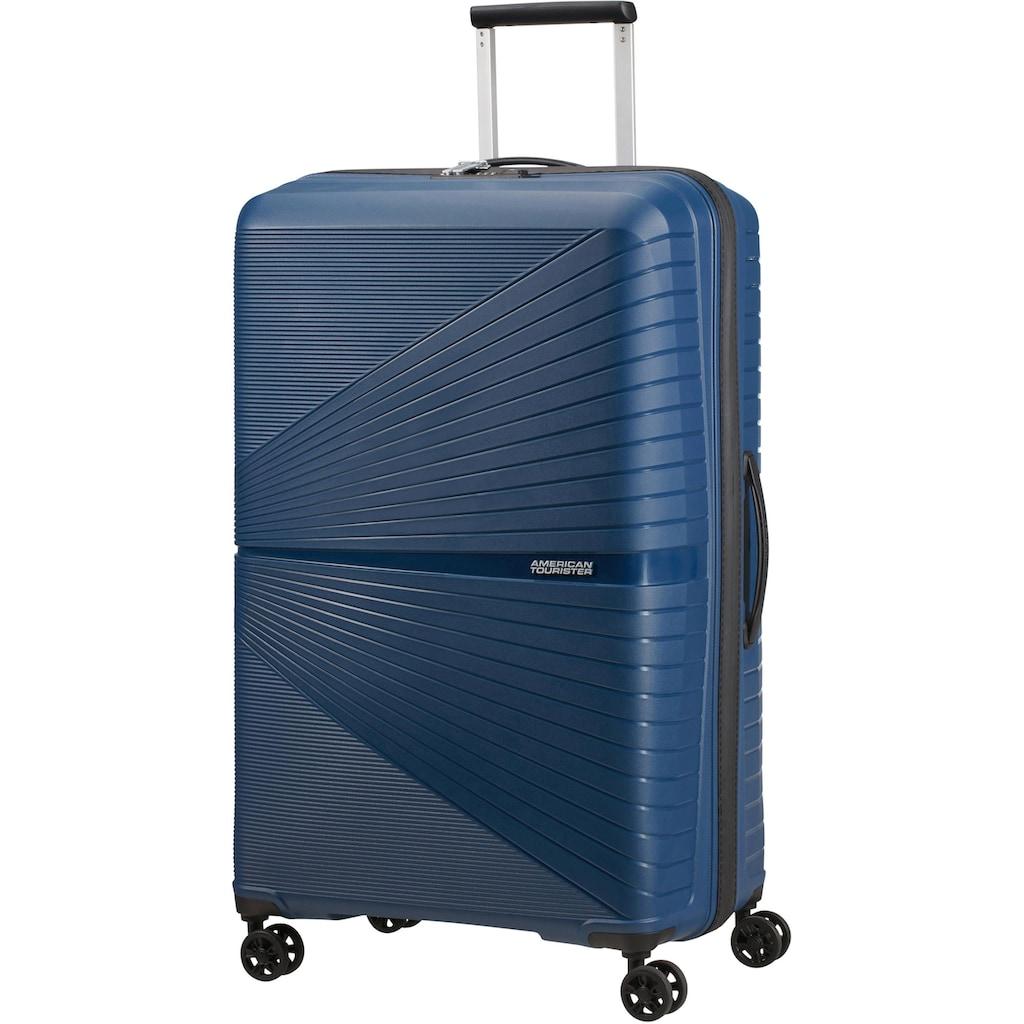 American Tourister® Hartschalen-Trolley »Airconic, 77 cm, midnight navy«, 4 Rollen
