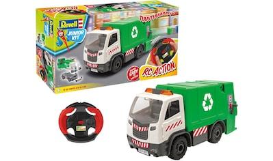 "Revell® RC - LKW ""Junior Kit, RC Müllwagen"" (50 - tlg.) kaufen"