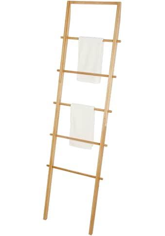 Handtuchhalter »Bambusleiter«, 180 x 54 cm kaufen