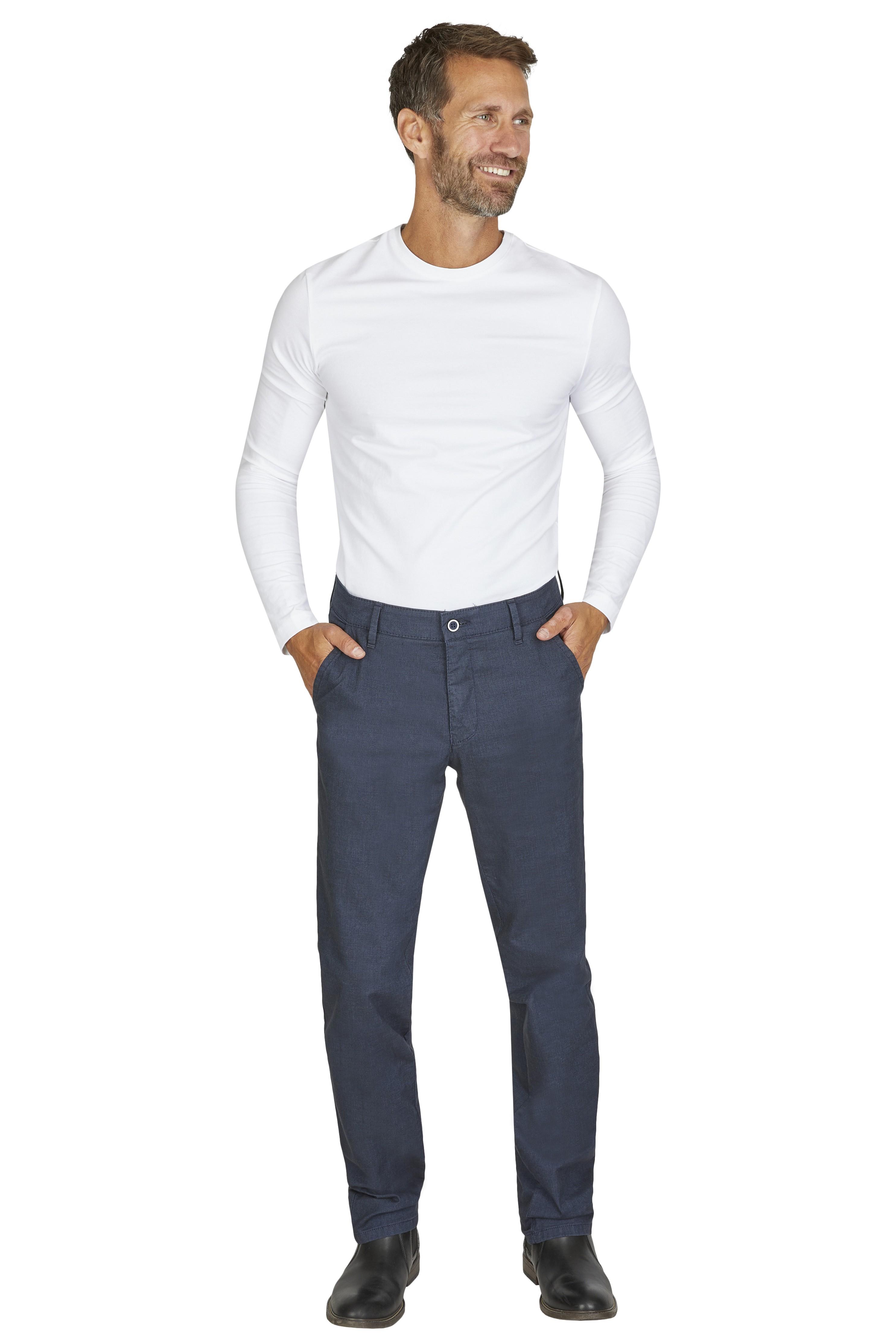 club of comfort -  Stoffhose GARVEY 6910, mit elastischem Komfortbund