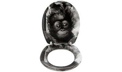 Wenko WC - Sitz »Affe« kaufen