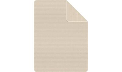 IBENA Wohndecke »Jacquard Decke Andschara«, minimalistisches Muster kaufen