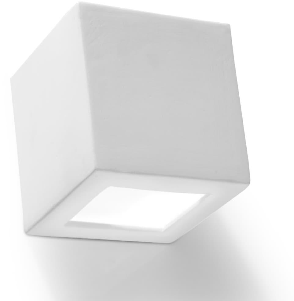 SOLLUX lighting Wandleuchte LEO, E27, 1 St.