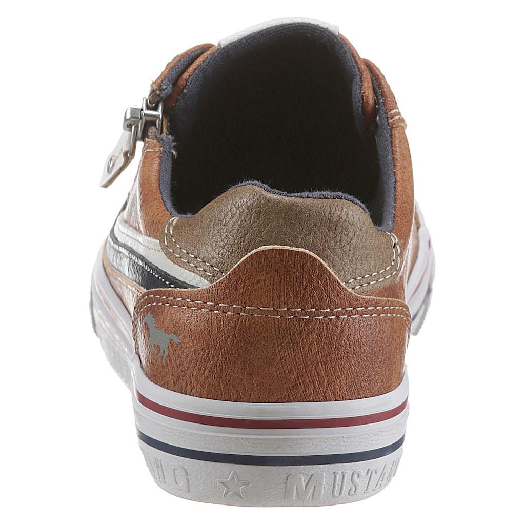 Mustang Shoes Sneaker, in modischer Farbgebung