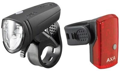 AXA Fahrradbeleuchtung »GreenLine15« (Front -  und Rücklicht) kaufen