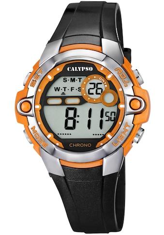 CALYPSO WATCHES Chronograph »Digital Crush, K5617/4« kaufen