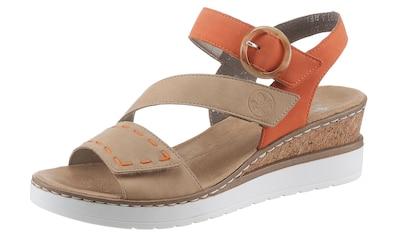 Rieker Sandalette, in sommerlicher Optik kaufen