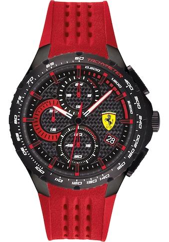 Scuderia Ferrari Chronograph »PISTA, 830727« kaufen