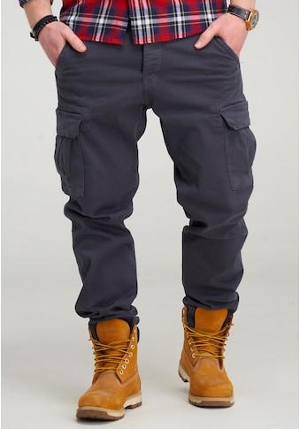 behype Cargohose »B-JOY«, mit praktischen Taschen kaufen