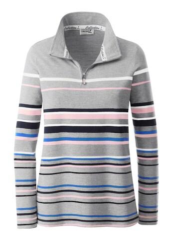 Casual Looks Shirt mit Ringel - Muster kaufen