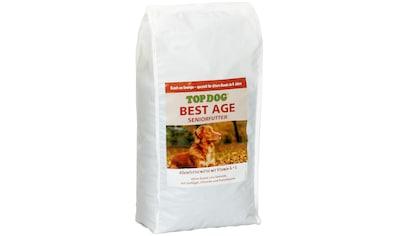 TOP DOG Trockenfutter »Best Age«, (1), Seniorfutter, versch. Größen kaufen