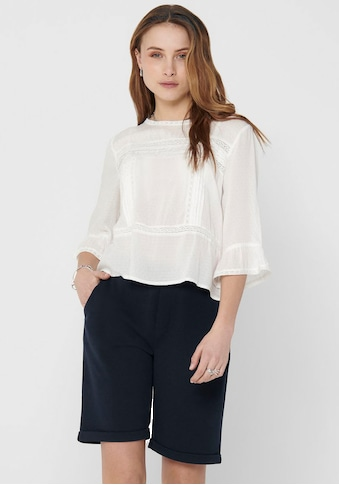 Only Spitzenbluse »ONLANEMONE 3/4 FLAIRED TOP« kaufen