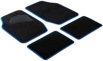 WALSER Autoteppich »Matrix«, 4 - tlg. kaufen