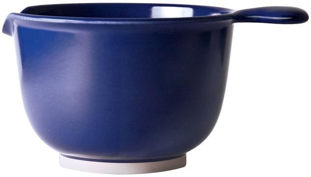 WACA Rührschüssel Melamin blau Rührschüsseln Kochen Backen Haushaltswaren Schüsseln