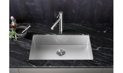 Blanco Küchenspüle »ZEROX 700-U Durinox®« kaufen