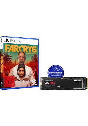 Samsung interne SSD »980 PRO SSD 1TB + Far Cry 6 PS5«, NVMe M.2 kaufen
