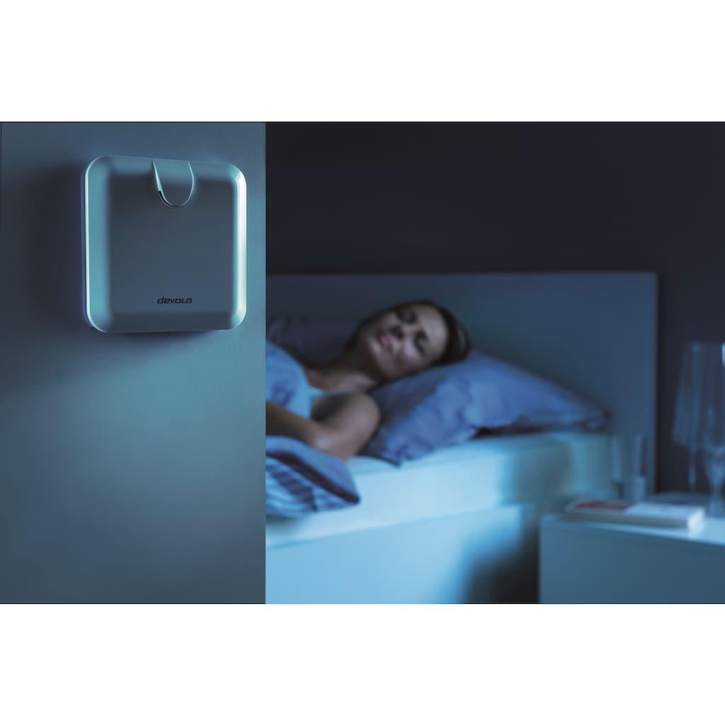 DEVOLO Rauch- und Hitzewarnmelder »Smarthome Alarm System, 110 Dezibel, Z-Wave«