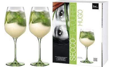 Eisch Weinglas »Secco Flavoured«, (Set, 2 tlg.), (Hugo-Glas), bleifrei, 640 ml, 2-teilig kaufen