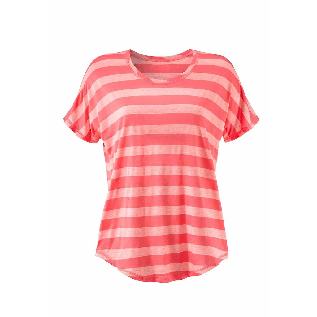 Beachtime T-Shirt, im tollen Streifendesign