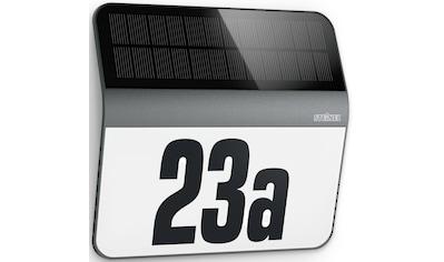 steinel Außen-Wandleuchte »XSolar LH-N«, LED-Board, Neutralweiß, netzunabhänig, mit... kaufen