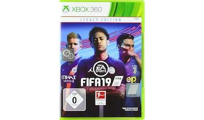 Electronic Arts Spiel »Fifa 19 Legacy Edition«, Xbox 360 kaufen