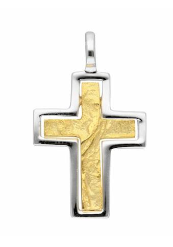 Adelia´s Kettenanhänger »333 Gold Kreuz Anhänger« kaufen