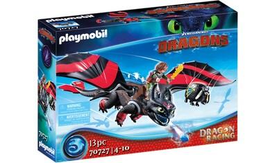 Playmobil® Konstruktions-Spielset »Dragon Racing: Hicks und Ohnezahn (70727),... kaufen