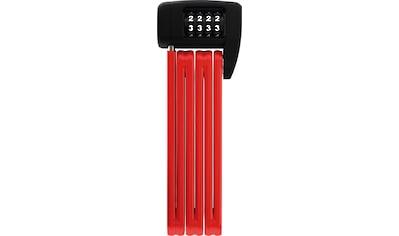 ABUS Faltschloss »Bordo Lite 6055C«, (Set, 2 tlg., mit Halterung) kaufen