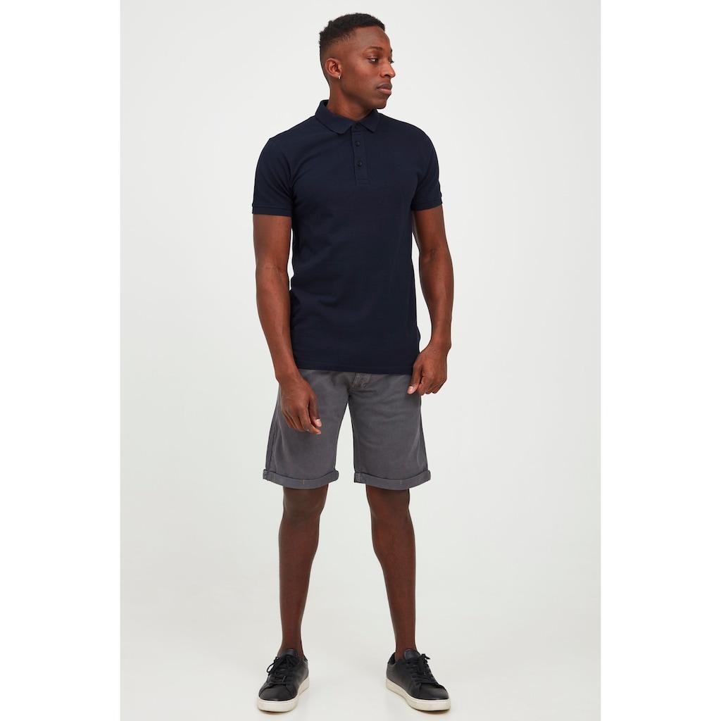Indicode Poloshirt »Rebbert«, Poloshirt im klassischen Schnitt