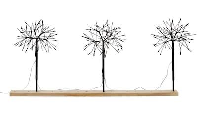 LED Dekoobjekt »Eisblumen«, 3-teilig, Höhe 50 cm, 192-flammig kaufen
