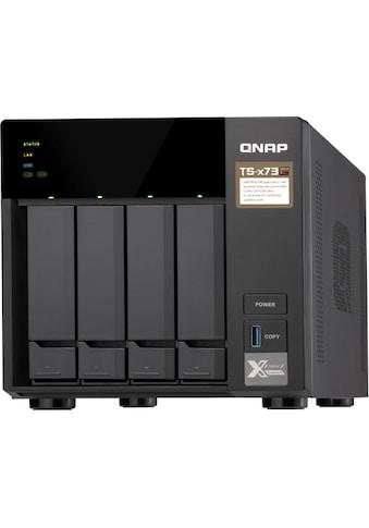 QNAP »Turbo NAS TS - 473 - 4G« NAS - Server kaufen